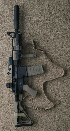Build Your Sick Cool Custom Assault Rifle Firearm With This Web Interactive Firearm Builder with ALL the Industry Parts - See it yourself before you buy any parts Military Weapons, Weapons Guns, Airsoft Guns, Guns And Ammo, Tactical Rifles, Firearms, Tactical Wall, Shotguns, Ar Rifle