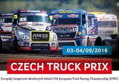 Czech Truck Prix 2016 :: trucecokpower Software, Trucks, Truck
