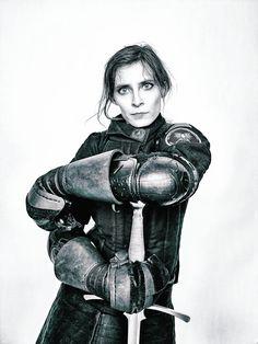 Fecht Club: New York's Women Warriors Kick Ass With Historical European Martial Arts   Village Voice