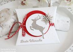 Stampin Up Pillow Box Goodie Verpackung Schachtel Stempelmami Stempelset Wahre Weihnachtsfreude 011