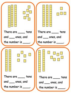 Here's a set of 44 task cards on place value. Available from ProTeacher, you must login to download. (Membership is free.)