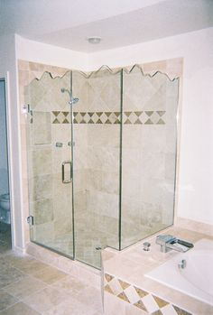 cost for frameless glass shower doors for contemporary small