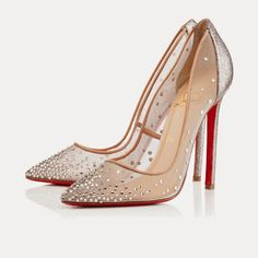 christian louboutin replica shoes - Body Strass Flat Version Multi Strass - Women Shoes - Christian ...