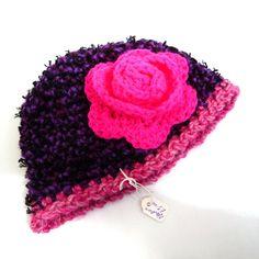 Newborn Crochet baby  hat