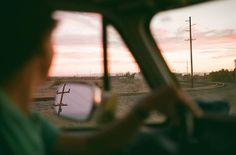 Driving past the Salton Sea the other month and watching one of the longest sunsets I've ever seen. Money won't buy you happiness, but a full tank of gas can get you closer  #35mm