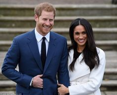 Prince Harry and Meghan Markle engaged to marry in 2018 | Daily Mail Online