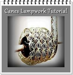 Over the course of 18 pages and 120+ images, I explain in complete detail how to make AND apply 9 different intermediate level lampworking canes.