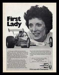Champion Spark Plugs, 1977