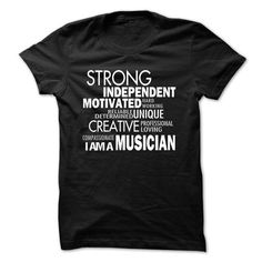 Strong-Musician - #gift for women #creative gift. ORDER NOW => https://www.sunfrog.com/LifeStyle/Strong-Musician.html?id=60505