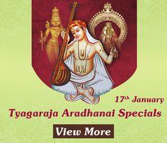 Sri Thyagaraja Aradhana Special collections on Giri. https://giri.in/offers/seasonal-offers/sri-thyagaraja-aradhana-specials