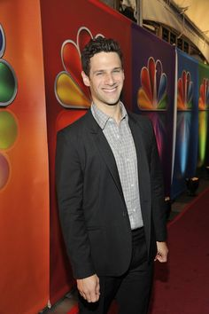 """""""2012 NBC Upfront Presentation"""" Red Carpet/Green Room roaming -- Pictured: Justin Bartha """"The New Normal"""" -- (Photo by: Charles Sykes/NBC)   #NewNormal"""