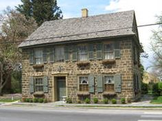 Panoramio - Photo of Old Field Stone House Along Main Street