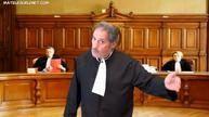 Affaire Sarkozy - Salauds de juges va !L'avocat Maître BERNARD (imaginaire) de Nicolas Sarkozy au tribunal (IMAGES INÉDITES) Suite la mise en examen de l'ex Président de la République. (actu du moment - juillet 2014)