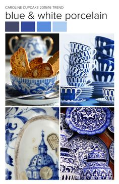 #carolinececiltextiles trend inspiration. Blue and White   French   Porcelain   Hand Painted   Textiles   Fashion   Pattern   Textile Trend   SS15   SS16