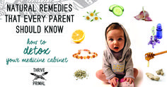 Thrive Primal - safe natural remedies for children