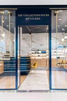 Boutique de 25m2- GCG Architectes
