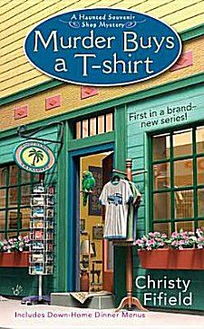 Murder Buys a T-Shirt by Christy Fifield ~ Kittling: Books