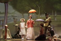 Sunday in the Park with George (with Hugh Panaro - Menier Chocolate Factory version) ★★★★