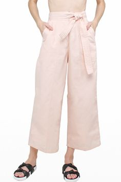 Long Pants Peach Karate | COTTONINK