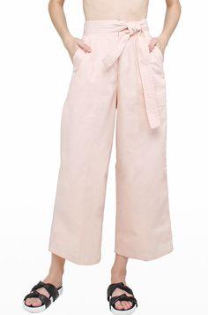 Long Pants Peach Karate | COTTONINK