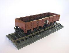Generic gondola / open wagon   Flickr - Photo Sharing!