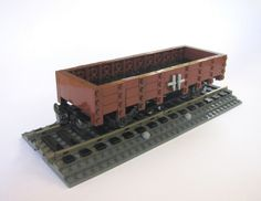 Generic gondola / open wagon | Flickr - Photo Sharing!
