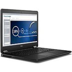 Dell Latitude E7450-CZDBF72 Notebook PC - Intel Core i5-5300U 2.3 GHz Dual-Core Processor - 4 GB DDR3 SDRAM - 500 GB Hard Drive - 14-inch Display - Windows 7 Professional 64-bit Edition / Upgrade Windows 8.1 Professional 64-bit Edition