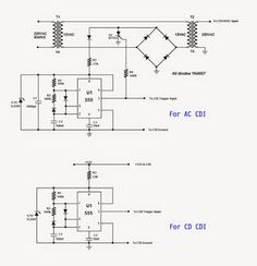 Here we study a basic DC CDI circuit for motorcycles, which you can test at home, with the help of many illustrated suggestions such as how it functions, schematic layout, type of parts required etc. Spark Gap, Hack Internet, Performance Bike, Electronic Schematics, Circuit Projects, Circuit Diagram, The Help, Motorcycles, Circuits