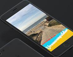"Check out new work on my @Behance portfolio: ""Snapchat Geofilter Vrouwenpolder""…"