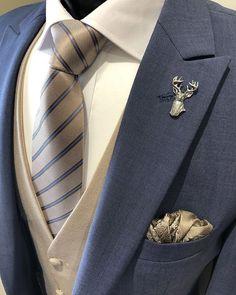 Summer Wedding Suits, Wedding Suit Hire, Wedding Suit Styles, Summer Suits, Men's Tuxedo Wedding, Wedding Men, Bespoke Suit, Bespoke Tailoring, Mens Fashion Suits