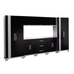NewAge Performance 9 Piece Cabinetry Set - Black $1,755.39
