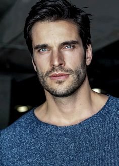 Character Inspiration - Colm - Heartless King He s so damn broken and alone It s going to take a lot to bring him back Coming to Kindle Unlimited Fall 2019 DANIEL DI TOMASSO Spin Model Management Beautiful Men Faces, Gorgeous Men, Handsome Faces, Handsome Guys, Handsome Male Models, Male Face, Good Looking Men, Beard Styles, Male Beauty