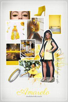 amarelo inspiração
