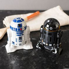 Star Wars Salt & Pepper Shakers | GettingPersonal.co.uk
