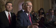 Senate GOP won't release draft health care bill - Axios