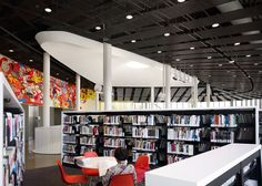 AIA (American Institute of Architects) announces seven winners of #LibraryDesign awards | bluesyemre