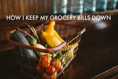 Top Tips to Slash Your Grocery Bill: tons of ideas to spend less but still eat well! Plus recipes for homemade things you love to buy, and family meal ideas on the cheap.