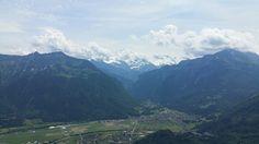 From Interlaken to Jungfrau
