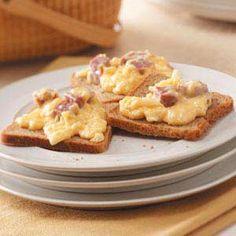 Reuben Spread Recipe | Taste of Home Recipes