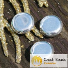 ✔ What's Hot Today: Opaque Silver Czech Glass Coin Beads Silver Flat Round Glass Beads Round Czech Beads Czech Flat Coin Beads Tablet Shape Beads 8mm 14pc https://czechbeadsexclusive.com/product/opaque-silver-czech-glass-coin-beads-silver-flat-round-glass-beads-round-czech-beads-czech-flat-coin-beads-tablet-shape-beads-8mm-14pc/?utm_source=PN&utm_medium=czechbeads&utm_campaign=SNAP #CzechBeadsExclusive #czechbeads #glassbeads #bead #beaded #beading #beadedjewelry #handmade
