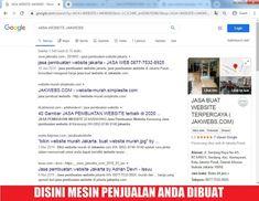 jasa pembuatan website jakarta jakwebs Jakarta, Marketing, Website
