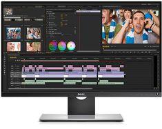 25-calowy monitor Dell UltraSharp   UP2516D — profesjonalne odwzorowanie barw