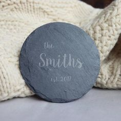 Personalized Couple Gifts, Personalized Housewarming Gifts, Personalized Coasters, Custom Coasters, Slate Coasters, Cork Coasters, Custom Wedding Gifts, Wedding Gifts For Couples, Coaster Design