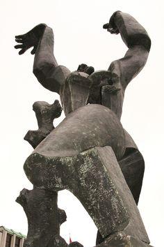 'De verwoeste stad'- Rotterdam Zadkine kreeg de inspiratie voor het beeld toen…