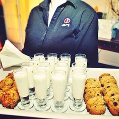 Milk Shots!
