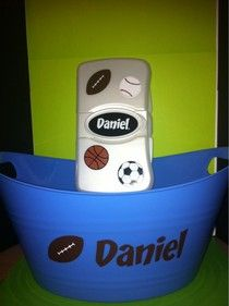 Sports baby gifts