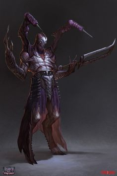 Archive Of Flesh Boss by openanewworld on deviantART