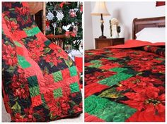 Decorate your bedroom for Christmas!