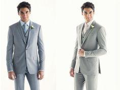 Ricardo Almeida dá dicas do que os noivos devem usar em casamentos de dia e de noite.
