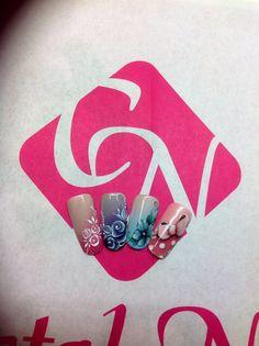 #gel painting #nail #nails